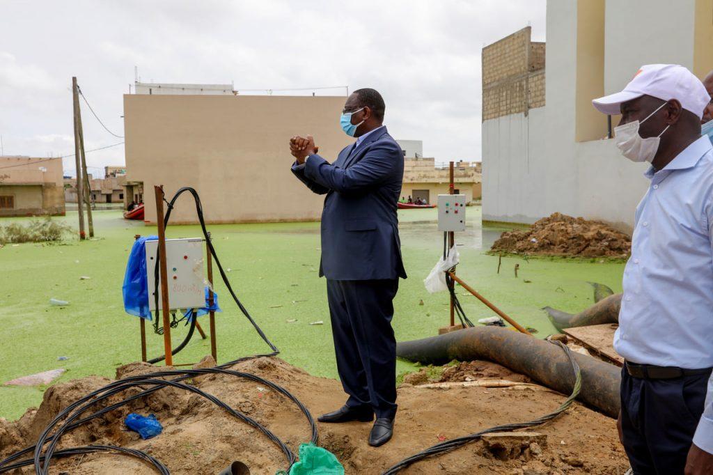 Inondations à Keur Massar : L'État injecte 15 milliards pour la phase 2 du Progep