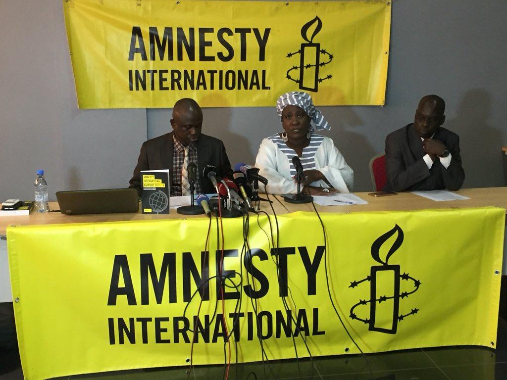 Troubles à l'ordre public : Amnesty international exige la levée des charges contre Sonko…