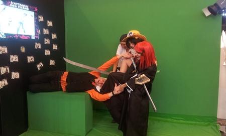 Japan Expo 2013  Titanesque promo pour lattaque des Titans chez   ActuaBD