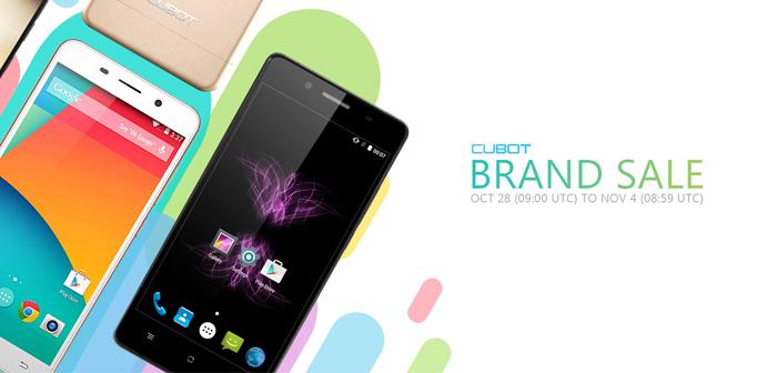 Cubot brand sale