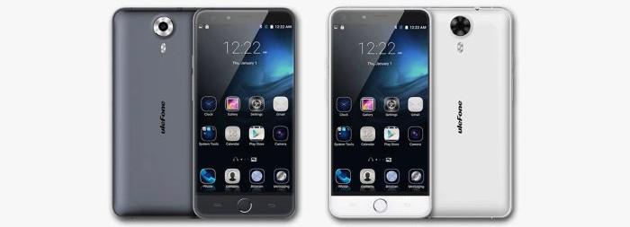 Ulefone Be Touch 3: Full HD, escáner de huella y 3GB de RAM