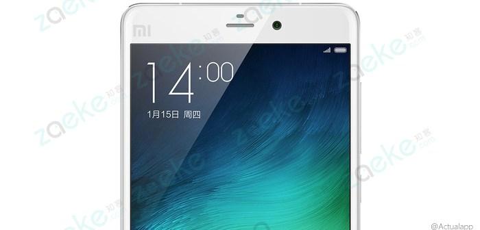 Xiaomi Mi 5, un nuevo render nos acerca a su diseño final