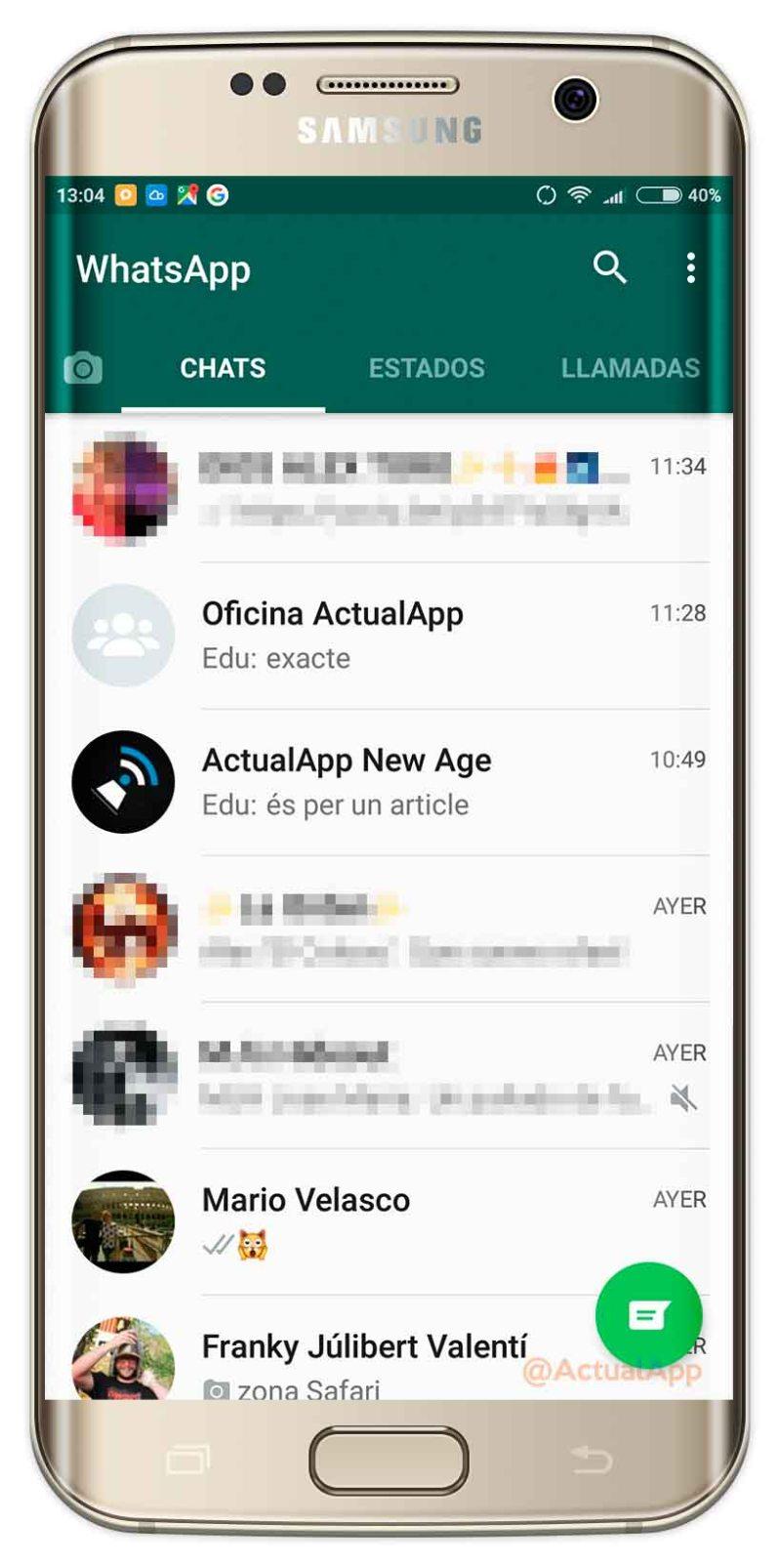 descargar whatsapp gratis y facil de instalar