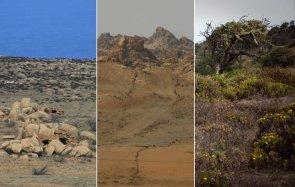 Hoy la porción más extensa de lomas costeras se encuentra en manos de la Comunidad Campesina de Atiquipa, frente a la hermosa playa de Jihuay y a escasos 10 kilómetros de la hermosa playa de Puerto Inca.