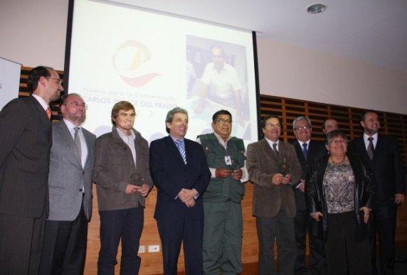 Ganadores del 2012