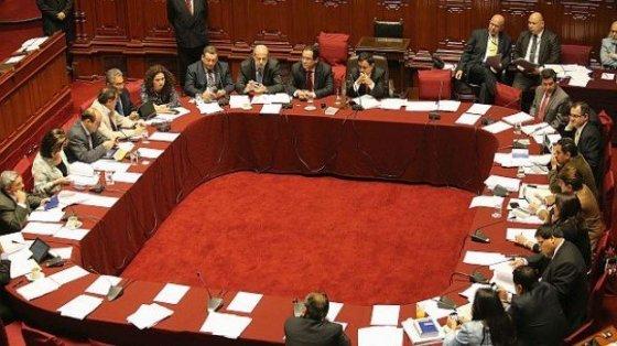 comisión permanente_congreso_ comercio