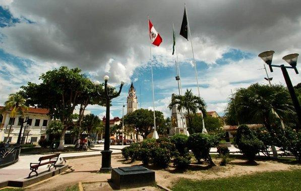 La Municipalidad Provincial de Maynas tiene a su cargo el manejo de los residuos sólidos de los distritos de San Juan Bautista, Punchana, Belén e Iquitos cercado. Esta municipalidad por varios años designó como único lugar de disposición final de residuos al kilómetro 1.5 de la carretera Iquitos – Nauta