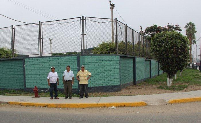 Dirigentes reclaman su parque desde hace 34 años