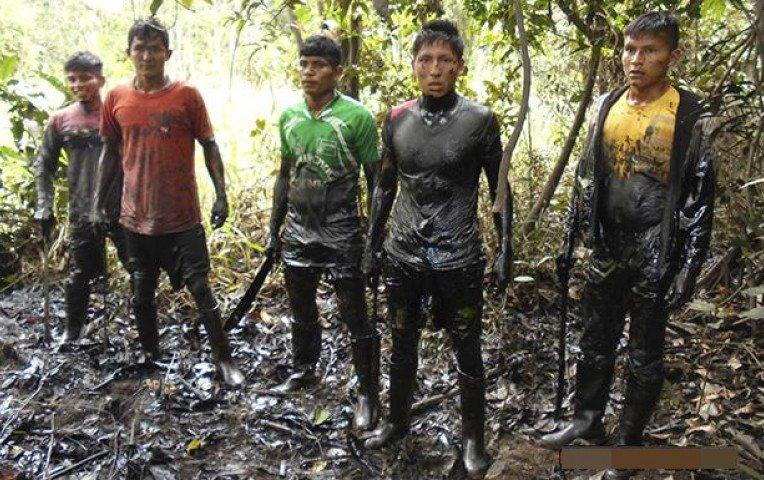 Denuncian que entrega de víveres demoró más de un mes en derrames de petróleo. Foto: Archivo La República