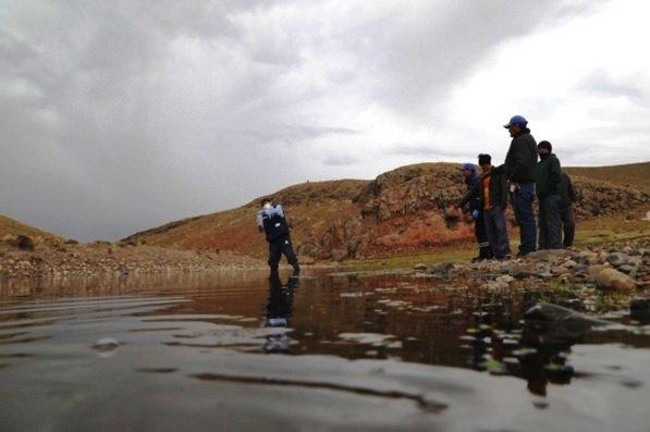 río colca - andina