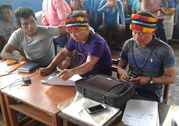 comunida indígena - loreto