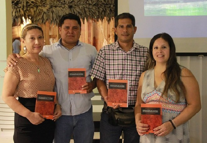 presentación de libro - spda - loreto