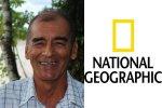Víctor Zambrano ganó el Premio National Geographic de Liderazgo en Conservación 2016. Foto: National Geographic