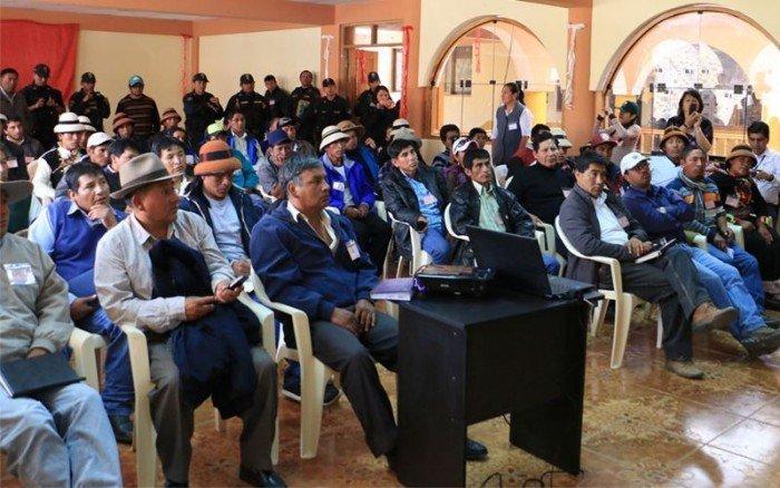 participación ciudadana - Andina
