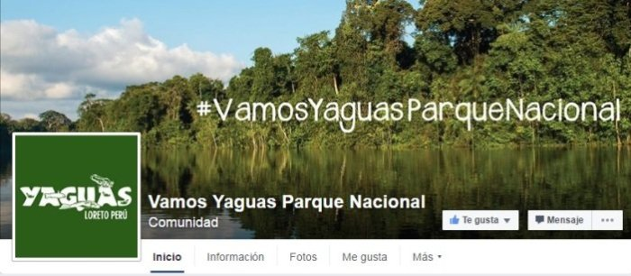 yaguas facebook