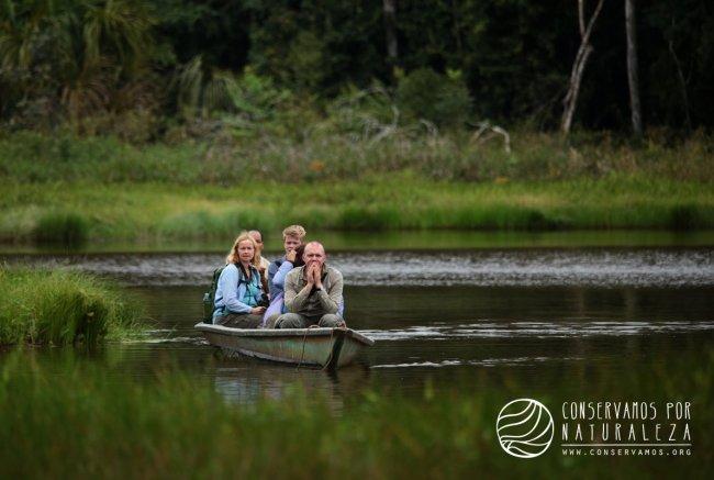 Madre de Dios: Reconocen iniciativa de turismo sostenible como área de conservación privada_Tambopata Ecolodge_Conservamos por naturaleza_2