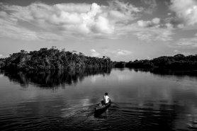 El río Nanay, fuente de innumerables recursos.