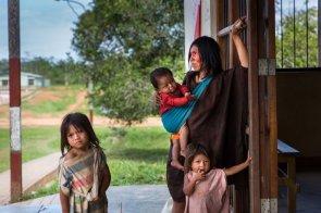 Los más vulnerables son las madres gestantes y los menos de edad.