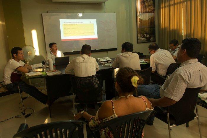 Municipalidad de Tambopata busca mejorar sus servicios de gestión ambiental