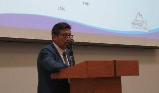 Miguel Atausupa, gerente regional de Recursos Naturales y Gestión del Medio Ambiente - GORE Cusco. Foto: Katherine Bless / SPDA
