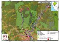 14. Además del Sitio Prioritario para la Conservación de Loreto, que busca proteger un territorio ecológicamente valioso en la región.