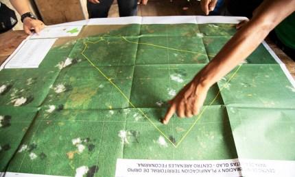 14.- La comunidad nativa Centro Arenal ha presentado denuncias ante la Fiscalía Especializada en Materia Ambiental (FEMA) y espera que el asunto se solucione con prontitud.