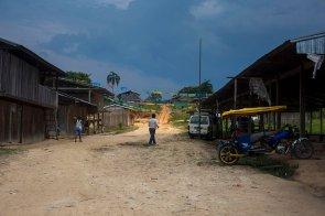5. Actualmente, la carretera ha sido construida hasta Jeberillos, ubicado a 27 km de Yurimaguas.