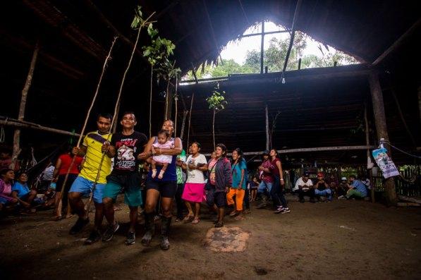 Esta riqueza natural y cultura ancestral atrae a turistas nacionales y extranjeros, quienes pueden visitar las comunidades para la experiencia del turismo vivencial. Foto: Spectabilis/SPDA