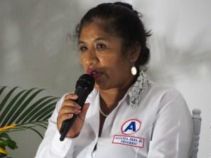 Marisol Yanqui (Alianza para el Progreso)