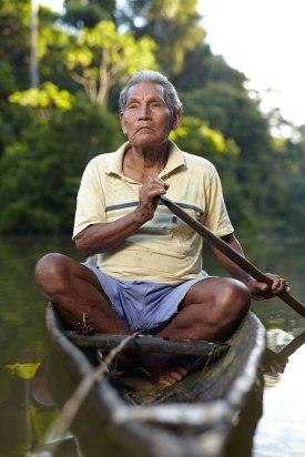 Felipe Ríos, comunidad de Sucusari. Foto: Wilfredo Martinez / One Planet