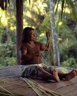 Jesusa Mozoline, de a comunidad Nueva Vida. Foto: Wilfredo Martinez / One Planet