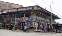 Las tiendas ofrecen todo lo que hace falta para proveer a las comunidades más alejadas.