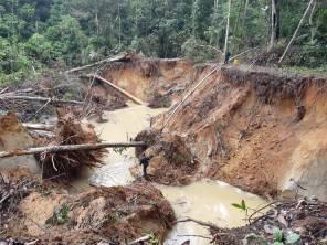Río Pariamanu. Foto: FEMA