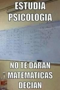 Estudia psicologia decian