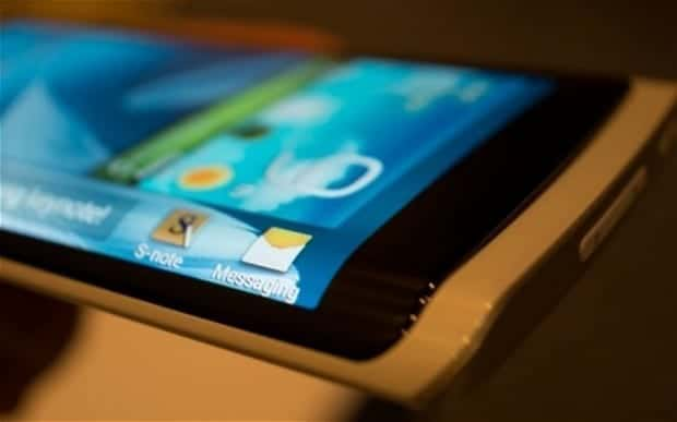 samsung youm Samsung trabaja en smartphones con tres pantallas