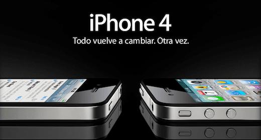 main1 El nuevo iPhone 4 ya está entre nosotros!