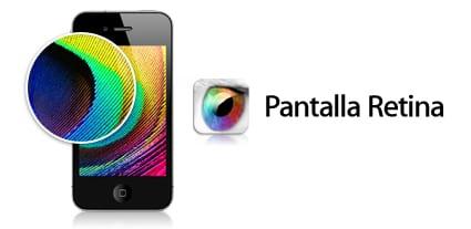 retinaf El nuevo iPhone 4 ya está entre nosotros!