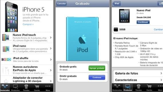 apple store La aplicación de la Apple Store recibe una importante actualización