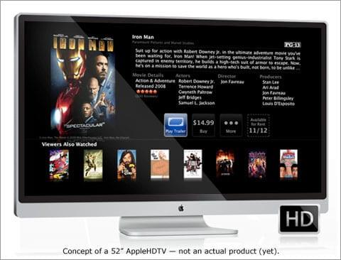 apple hdtv Un analista asegura que la televisión de Apple existe y será lanzada este año