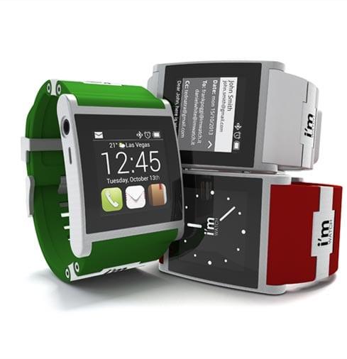 imwatch made in italy Probamos el reloj inteligente Im Watch