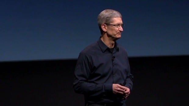 tim cook2 Tim Cook muestra preocupación por las acciones de Apple y adelanta que la compañía explora nuevas categorías