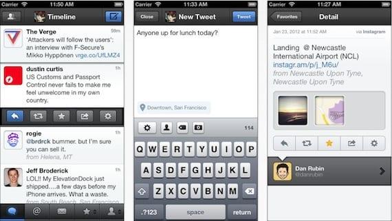 tweetbot Tweetbot se actualiza para hacer frente a la nueva API de Twitter