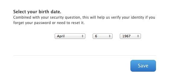 Nuevo fallo de seguridad que permite restablecer tu clave de Apple