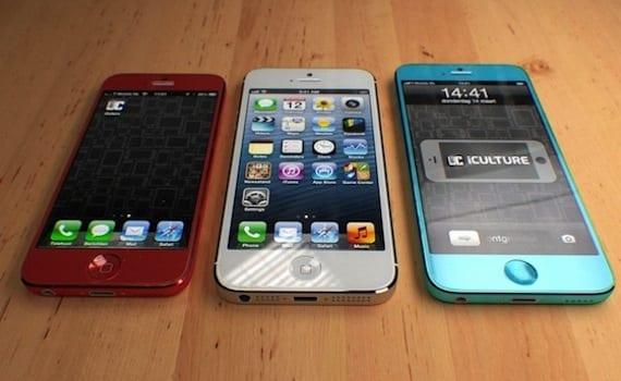 iPhone barato El iPhone de bajo coste podría no tener pantalla Retina
