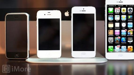 Apple podría lanzar un iPhone de policarbonato y pantalla de 4,5 pulgadas en 2014