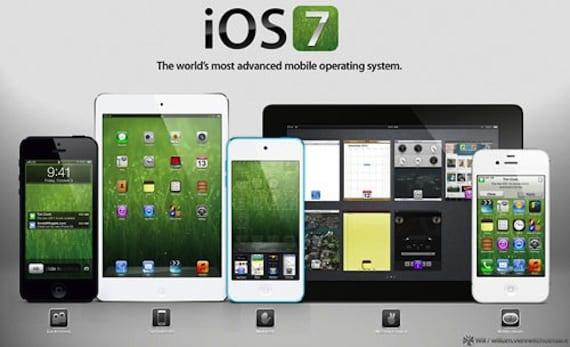 ios7 El desarrollo de iOS 7 podría ir con retraso