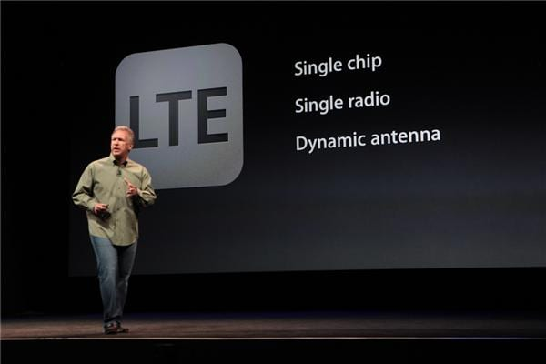 iphone 5 lte El CEO de Verizon se atribuye el mérito de que el iPhone 5 tenga LTE