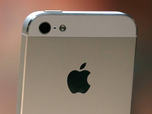 iphone 5 Las acciones de Apple se podrían resentir si el iPhone 5S se retrasa