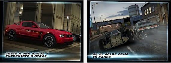 a todo gas 1 El juego de Fast and Furious 6 te reta a ser el más rápido de la carretera