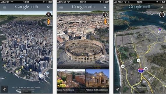 google earth Google Earth para iOS se actualiza